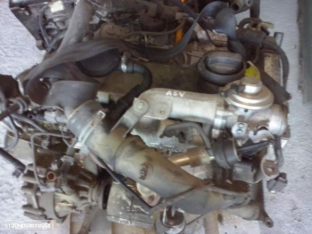 Motor Audi A3 Seat Leon Vw Golf IV ASV 1.9tdi