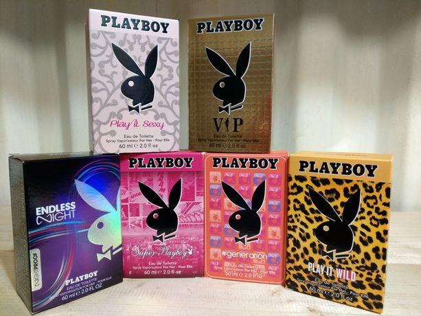 Playboy туалетная вода для женщин. Испания