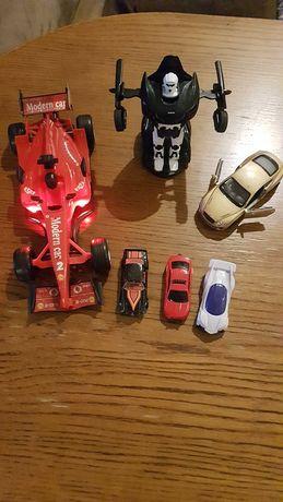 Samochody, autka
