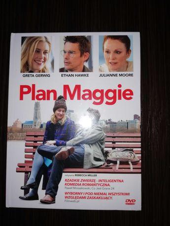 Film DVD Plan Maggie z Greta Gerwig, Ethan Hawke, Jullianne Moore