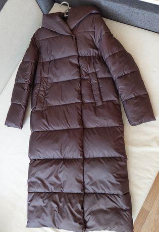 Продам куртку зимнюю длинную