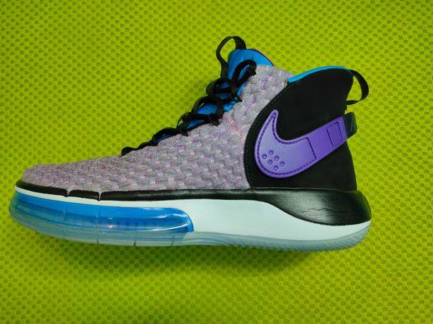 Баскетбольные кроссовки Nike Zoom Alphadunk оригинал 42 р.