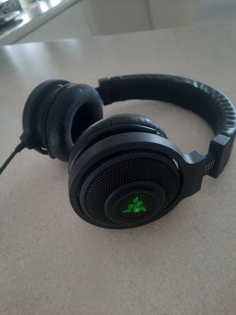 Słuchawki dla graczy Razer Kraken Chroma 7.1 USB