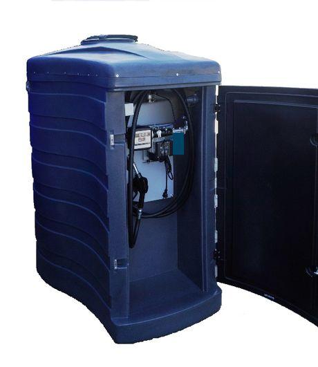 Zbiornik na paliwo dwupłaszczowy rope olej napędowy 1500L - 2500L