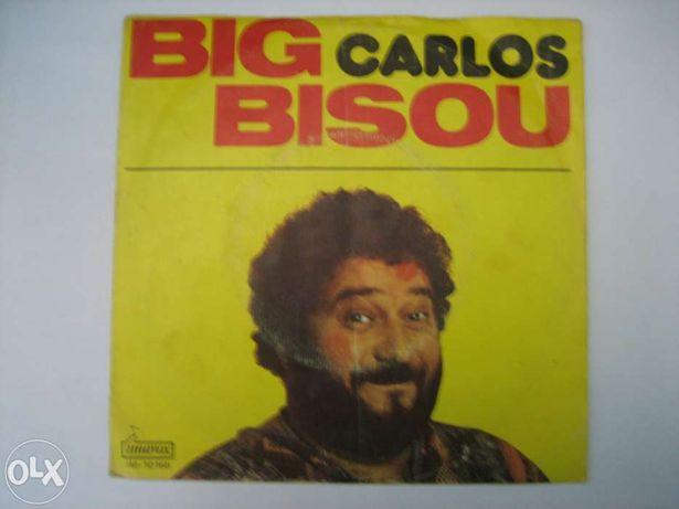 Vinil - Big carlos bisou