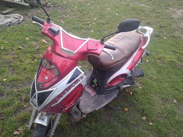 Продам скутер на рукі