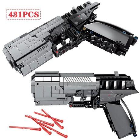 Pistolet Klocki z LEGO Friends kompatybilne 431 szt.
