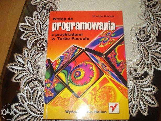 Wstęp do programowania w Turbo Pascalu - K. Koleśnik