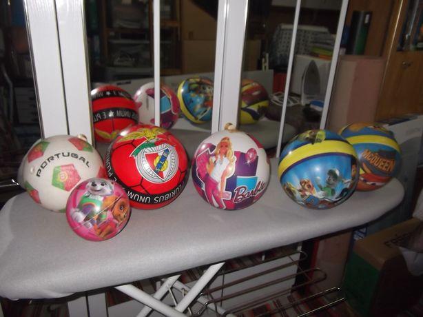 Bolas para criança - vários desenhos