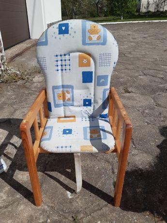 krzesełko dla dzieci