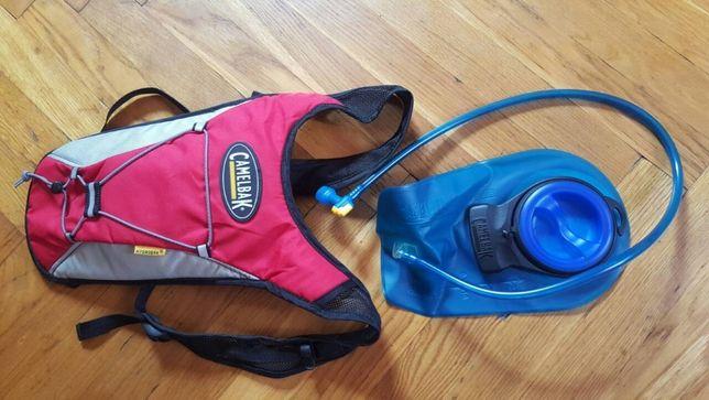 NEW! Питьевая система (гидратор, медуза) 2 л. для любых типов рюкзаков