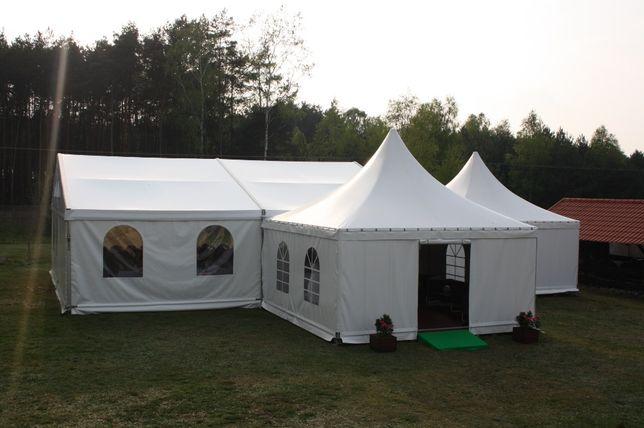 Namiot komunijny, bankietowy, ogrodowy, weselny - wynajem