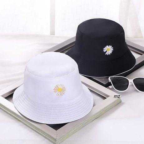 BUCKET HAT czapka rybaczka kapelusz DWUSTRONNY