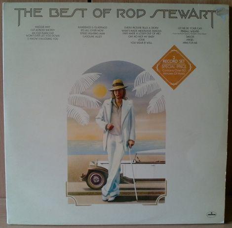 Rod Stewart-The Best Of Vol.1,Vol.2 4LP Winyl