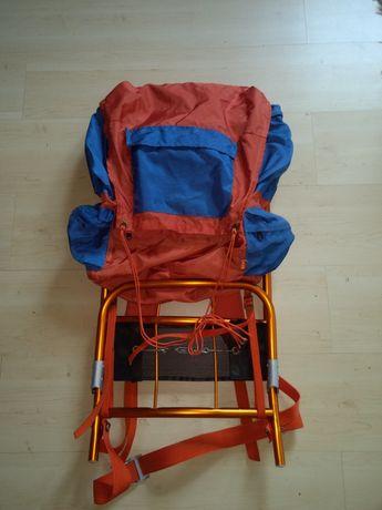 Plecak alpinistyczny, turystyczny