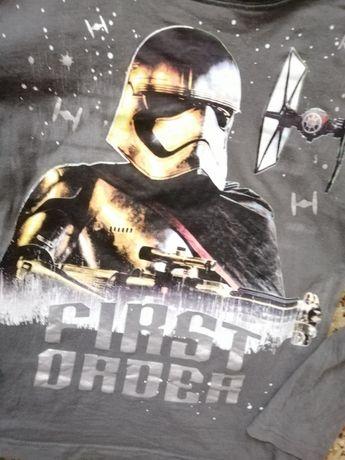 Кофта Star Wars серая