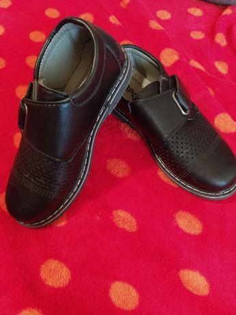 Туфли мокасины для мальчика