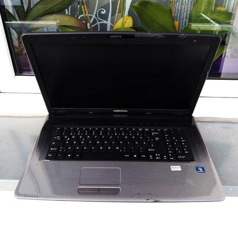 """Wielki 17"""" laptop LENOVO MEDION /Intel® Core™ i5/ 640GB-Dysk /Szkoła/"""