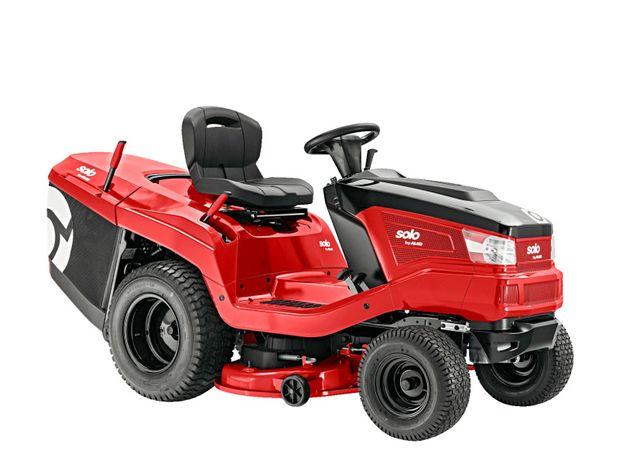 Traktorek Kosiarka AL-KO T20-105.7 HD V2 - Baras