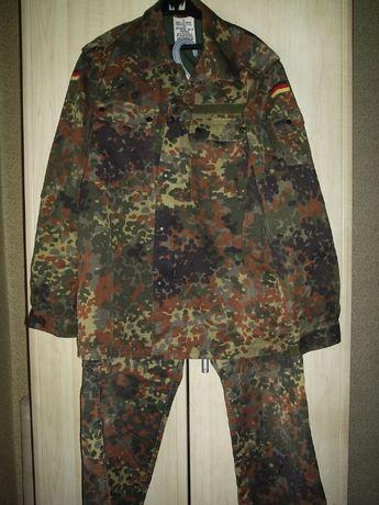 Штаны рубашка камуфляж Флектарн армии бундесвера(Германия)
