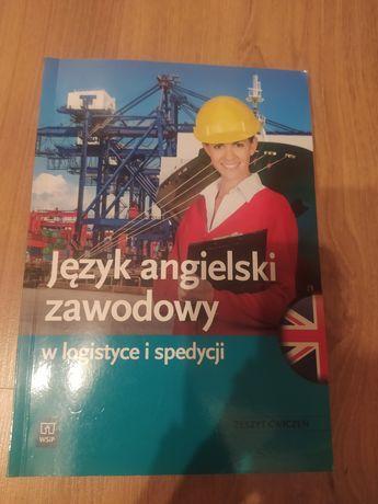 Książka, angielski dla logistyków i spedytorów