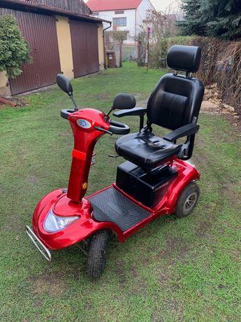 Skuter inwalidzki wózek elektryczny