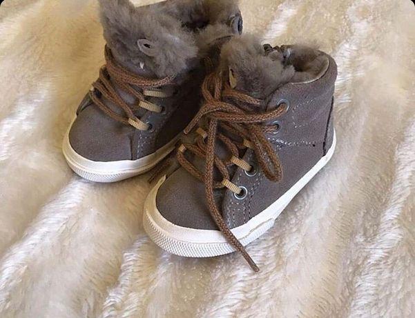 Ботинки детские Zara!