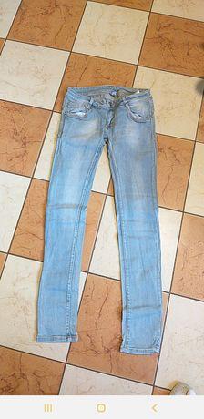 Spodnie nowe Ale za duże