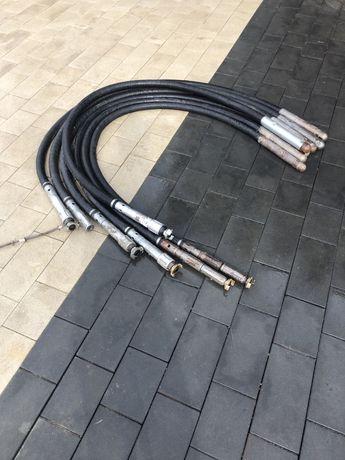 Buława do betonu wibrator pneumatyczny