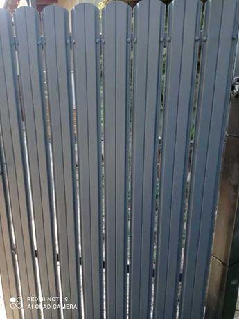Sztachety sztacheta 11,5cm  ogrodzenia poziome