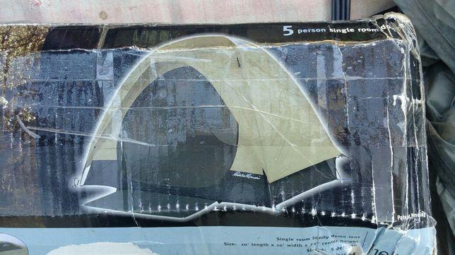 Палатка туристическая Eddie Bauer. Обмен. Палатка пятиместная.