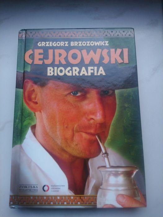 Cejrowski biografia - Grzegorz Brzozowicz Warszawa - image 1