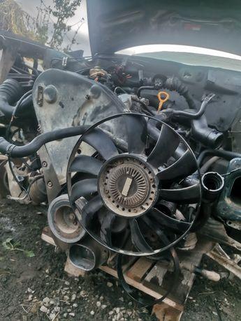 Двигун Мотор 1,9 DTI Audi Volkswagen AHU розборка запчастини