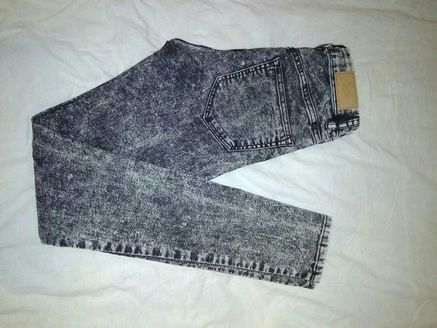 джинсы серые женские