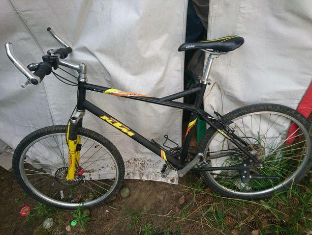 Rower  górski   długo nieużywany