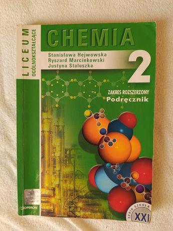 Chemia 2 zakres rozszerzony