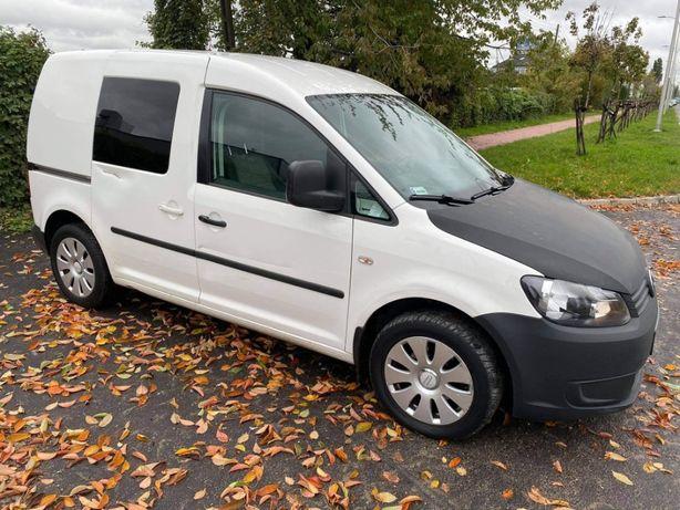 VW Volkswagen Caddy 1,6tdi klima