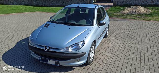 Peugeot 206 1.1 Benzyna Wspomaganie 4 drzwi . Nowe badania