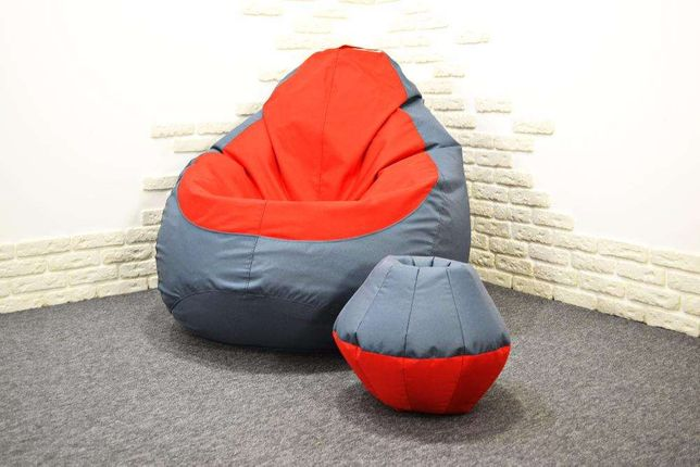 кресло мешок кресло груша бескркасная мебель Днепр Беспл Дост на дом