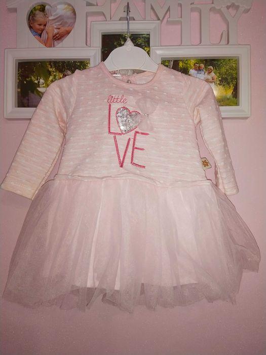 Нарядное платье на 6-9 месяцев Кривой Рог - изображение 1