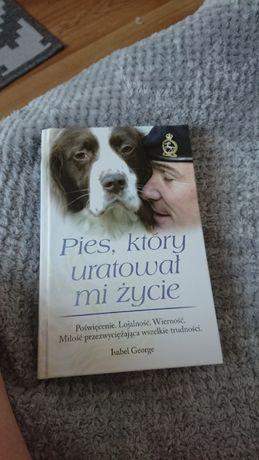 Pies który uratował mi życie Isabel George