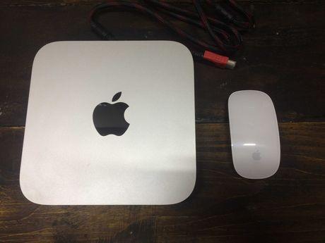 пк mac mini a 1347 c ssd + мышка apple оригинал