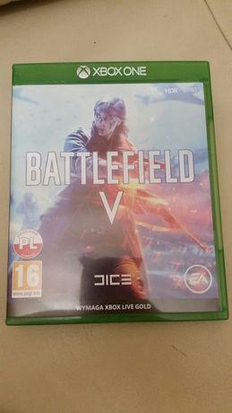 Battlefield 5 xbox one PL dubbing
