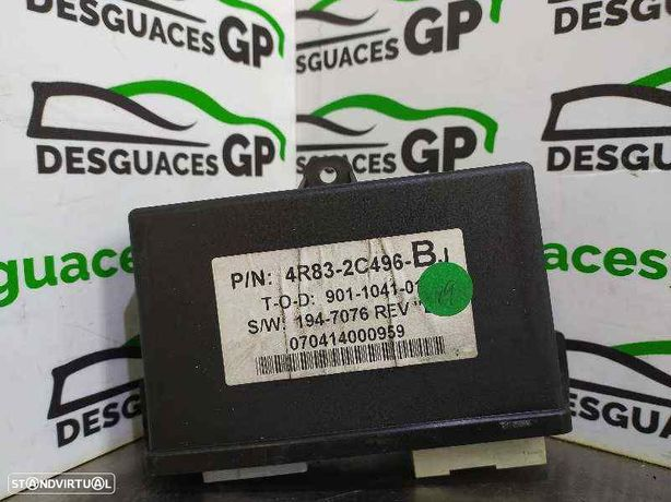 4R832C496 Módulo eletrónico JAGUAR XJ (X350, X358) D 2.7