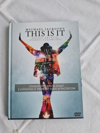 Film DVD Michael Jackson This Is It