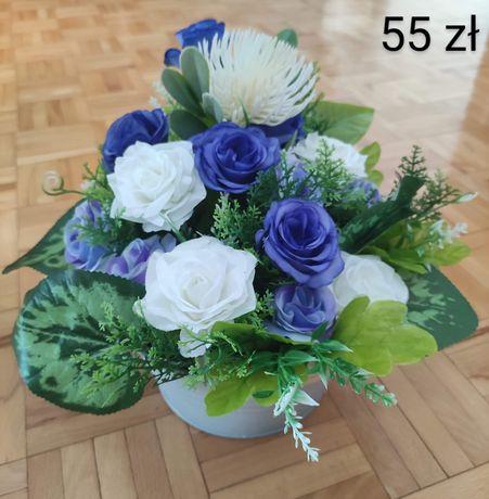 Kwiaty sztuczne dekoracje
