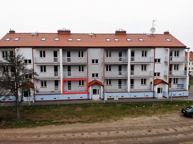 Wynajmę nowe mieszkanie o pow. 55,5 m2 - Lębork Sportowa