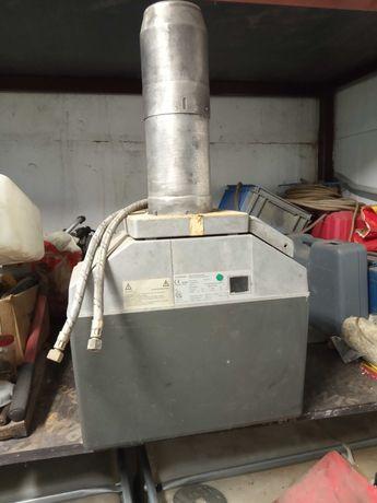 Wymiennik ciepła pieca lakierni proszkowej palnik 297kW