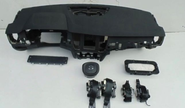 Volvo v90 airbags cintos tablier