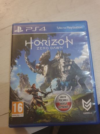 Gra Horizon zero Ps4
